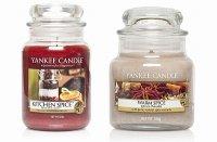 Świece aromatyczne Yankee Candle