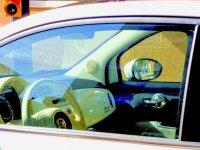 szyba w samochodzie