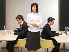 praca jako doradca i kierownik