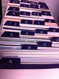 Korekta i archiwizacja dokumentów