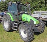Traktor marki Deutz - Fahr