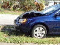 Samochód do naprawy
