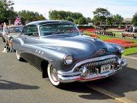 amerykański klasyczny samochód