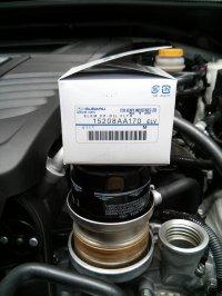 nowoczesny filtr paliwa stosowany w autach