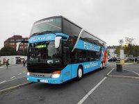 przewóz osób nowoczesnymi busami