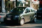 samochód Audi A3