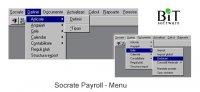 menu programu płacowego