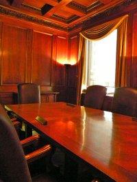 ekskluzywna sala konferencyjna