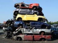 auta do zniszczenia