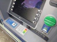 klawiatura bankomatu