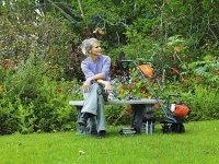 przydomowy trawnik
