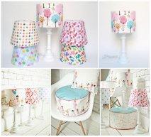 Stylowe lampy do pokoju dziecięcego